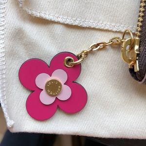 💖💖Louis Vuitton  wallet💖💖 flower charm